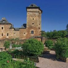 AV1C Chateau Colombier@Le Colombier-Arthus pied gauche