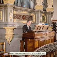 Les orgues de Bédarieux, classés aux Monuments historiques, valent à eux seul le détour.