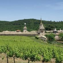 La chartreuse est entourée d'une forêt domaniale aux essences rares.