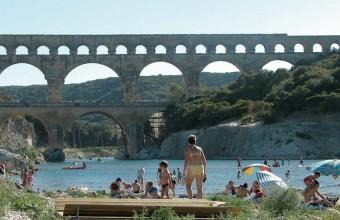 Cette année, l'aqueduc romain fête ses trente ans d'inscription au Patrimoine de l'humanité de l'Unesco.