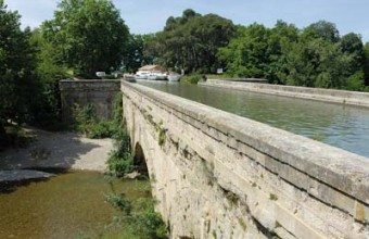 GT11 Mirepeisset PONT CANAL DE LA CESSE ∏ Jean Belondrade