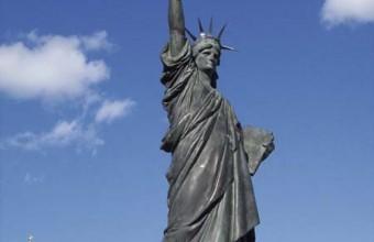 GT12Lunel Statue de la Liberté 2.© OT Pays de Lunel