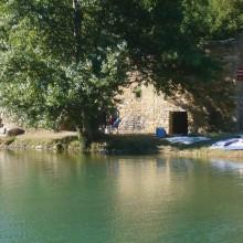 GT13 Duilhac Ruines du Moulin de Ribaute