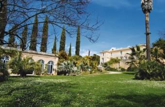 Le château de Flaugergues fait partie des multiples folies de Montpellier.