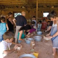 Amphoralis, le musée qui raconte l'histoire de potiers romains en Languedoc.