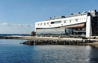 Balaruc est l'unique station thermale bordant le littoral méditerranéen.