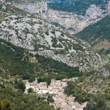 L'abbaye de Gellone attire de nombreux pèlerins chaque année.
