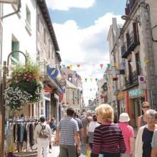 Saint-Chély-d'Apcher demeure une bourgade active, agréable à découvrir, particulièrement en été.