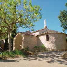 La chapelle Notre-Dame-de-Capimont.