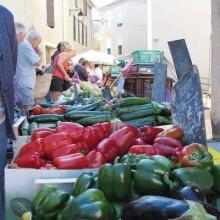 Ce marché qui compte 200 exposants rythme la vie des habitants du Minervois.