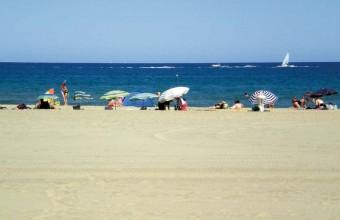 La station balnéaire dispose de plusieurs kilomètres de plages sauvages.