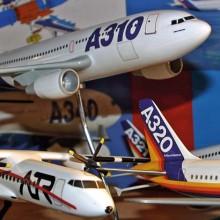 Voici le pittoresque musée de l'aviation.
