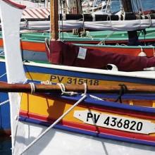 Un patrimoine maritime unique est à découvrir quai Florence-Arthaud.
