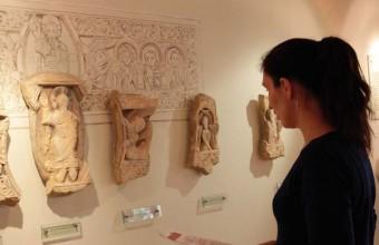 La Maison de l'art roman permet une approche ludique de cette période historique.