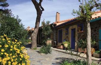 Le quartier du Moré est l'un des plus typiques de la cité des peintres.