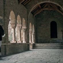 L'abbaye Saint-Martin du Canigou est un lieu de prière et de contemplation.