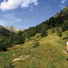 Verte et fleurie, d'une beauté à couper le souffle, voici la merveilleuse vallée du Galbe.