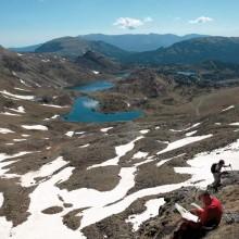 Le site classé des Camporells ravira les amoureux de randonnées de haute montagne.