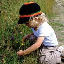 La sensibilisation à l'environnement commence dès le plus jeune âge.