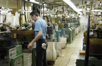 Le magasin d'usine Sotexmi est l'unique vestige d'un passé industriel fructueux.