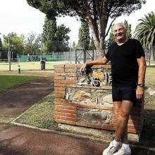 Georges Martinez a eu un coup de coeur pour Saint-Cyprien. Désormais, il vit dans le quartier des Capellans et se rend souvent au complexe sportif limitrophe