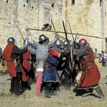 Saint-Louis - Les 22 et 23 août, les incontournables fêtes avec, cette année, un tournoi chevaleresque  le samedi !